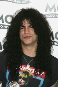 Slash at the MOJO Honours List 2005, the music magazine's second Annual Awards.