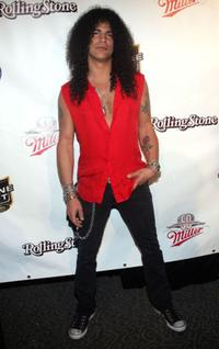 Slash at the Miller Rock Thru Time Celebrating 50 Years of Rock Concert.
