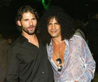 Eric Bana and Slash at the after party of the premiere of