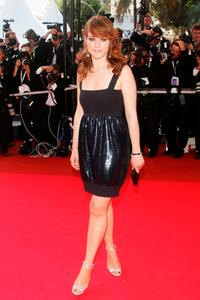 Emilie Dequenne at the 60th International Cannes Film Festival.