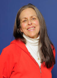 Betty Aberlin at the portrait session of