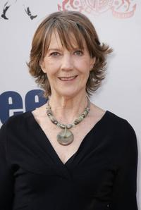 Eileen Atkins at the launch party of BritWeek.