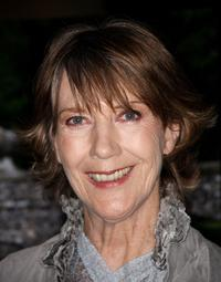 Eileen Atkins at the screening of