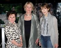 Imelda Staunton, Rebecca Eaton and Eileen Atkins at the screening of