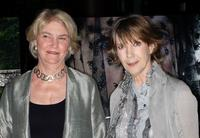 Rebecca Eaton and Eileen Atkins at the screening of