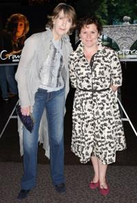 Eileen Atkins and Imelda Staunton at the screening of