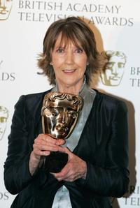 Eileen Atkins at the British Academy Television Awards 2008.