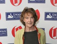 Eileen Atkins at the Oldie Of The Year Awards.