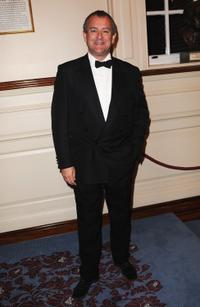 Hugh Bonneville at the Times BFI 53rd London Film Festival Awards Ceremony.