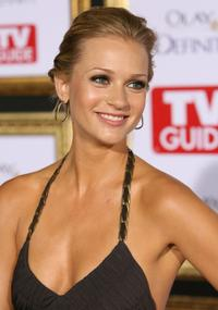 A.J. Cook at the TV Guide's 5th Annual Emmy Party.