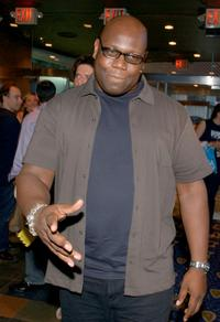 Carl Cox at the premiere of