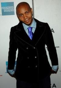 DJ Spooky at the 2007 Tribeca Film Festival awards.