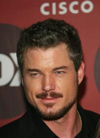 Eric Dane at the Fox Fall Eco-Casino party.