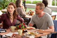 Jessica Biel as Kara Monahan and Eric Dane as Sean Jackson in