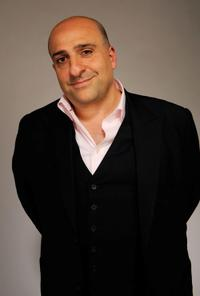 Omid Djalili at the Tribeca Film Festival 2010.