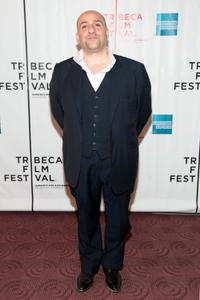 Omid Djalili at the premiere of