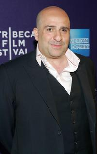 Omid Djalili at the Doha Tribeca Film Festival.