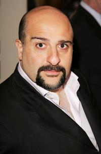 Omid Djalili at the world premiere of