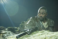 Idris Elba as Moreau in ``Ghost Rider: Spirit of Vengeance.''