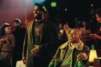 Idris Elba and Columbus Short in