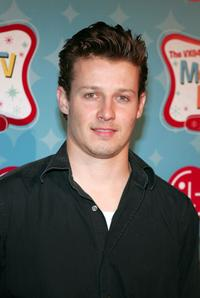 Will Estes at the LG's Mobile TV Party.