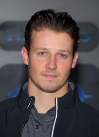 Will Estes at the XBOX 360