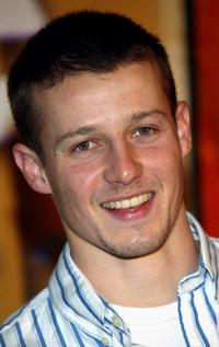 Will Estes at the NBC 2005 Television Critics Winter Press Tour Party.