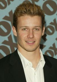 Will Estes at the Fox upfront.