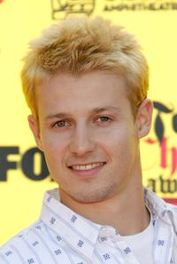Will Estes at the 2005 Teen Choice Awards.