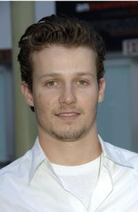 Will Estes at the world premiere of