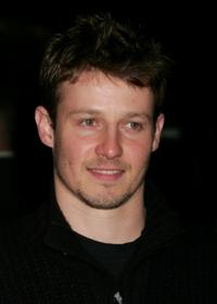 Will Estes at the Prada Los Angeles screening of