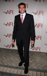 Oded Fehr at the AFI Awards Luncheon 2005.