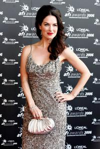 Victoria Hill at the LOreal Paris 2006 AFI Awards.