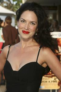 Victoria Hill at the Australian premiere of