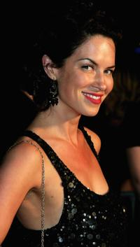 Victoria Hill at the 2006 Hisense Inside Film Awards.