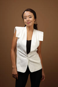 Jeon Do-yeon at the portrait session of