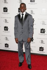Elijah Kelley at the New Line Cinema's 40th Anniversary celebration.