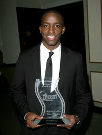 Elijah Kelley at the 15th Annual Diversity Awards.