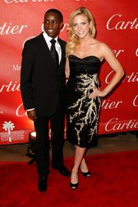Elijah Kelley and Brittany Snow at the 2008 Palm Springs International Film Festival Awards Gala.