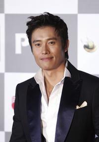 Lee Byung-Hun at the opening ceremony of the Pusan International Film Festival.