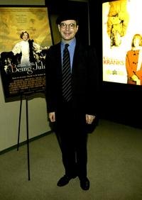 Jefferson Mays at the special screening of