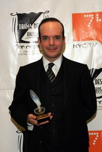 Jefferson Mays at the 49th Annual Drama Desk Awards for the 2003/2004.