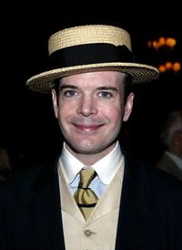 Jefferson Mays at the 2004 Drama League Awards luncheon and ceremony.