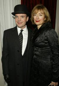 Jefferson Mays and Susan Mays at the 19th Annual Lucille Lortel Awards.
