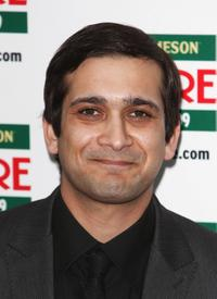 Jimi Mistry at the Jameson Empire Awards 2009.