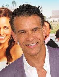 Brian Stokes Mitchell at the California premiere of