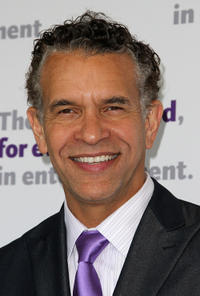 Brian Stokes Mitchell at the Actors Fund's 15th Annual Tony Awards party in California.