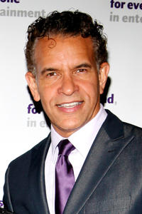 Brian Stokes Mitchell at the Actors Fund Gala in New York.