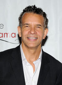 Brian Stokes Mitchell at the 2011 Drama League Awards in New York.