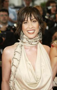 Alanis Morissette at the closing night ceremony and screening of